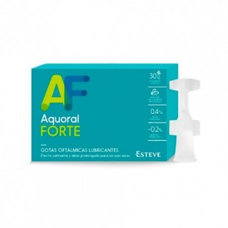 AQUORAL FORTE GOTAS OFTALMICAS 0.5 ML 30 MONODOSIS