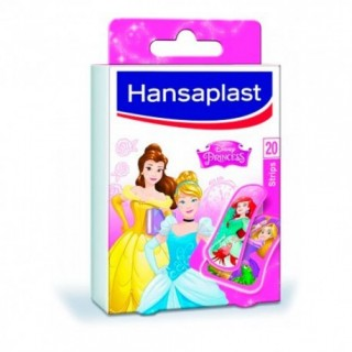 HANSAPLAST DISNEY APOSITOS PRINCESS 20 UNIDADES