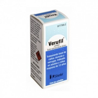 VERUFIL COLODION 1 FRASCO 15 ml