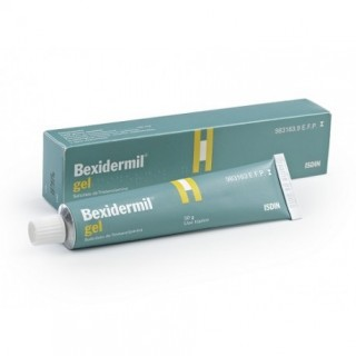 BEXIDERMIL 100 mg/g GEL CUTANEO 1 TUBO 50 g