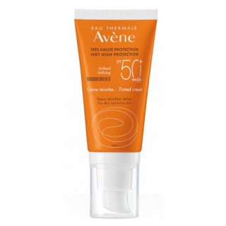 AVENE CREMA 50+ COLOR 50 ML