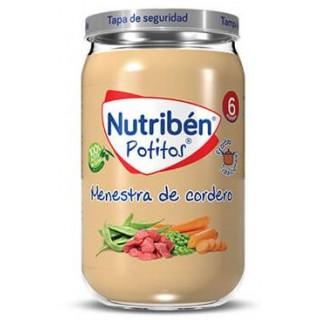 NUTRIBEN POTITO MENESTRA DE CORDERO 235 G
