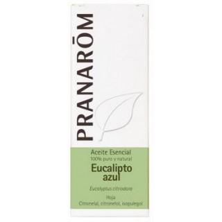 PRANAROM ACEITE ESENCIAL EUCALIPTO AZUL 10 ML