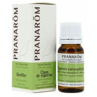 PRANAROM ACEITE ESENCIAL CLAVO DE ESPECIAS 10 ML