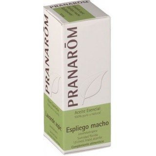 PRANAROM ACEITE ESENCIAL ESPLIEGO MACHO 10 ML