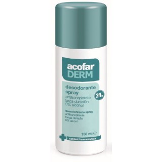 ACOFARDERM DESODORANTE SPRAY 150 ML