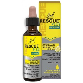 RESCUE PLUS GOTAS 20 ML