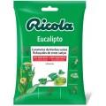 RICOLA BOLSA CARAMELOS EUCALIPTO SIN AZUCAR 70 G