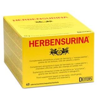 HERBENSURINA INFUSION 40 SOBRES
