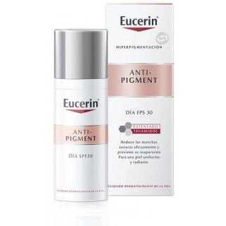 EUCERIN ANTI-PIGMENT DIA FPS 30 CREMA 50 ML