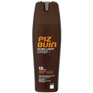 PIZ BUIN ULTRA LIGHT FPS-15 SPRAY 200 ML