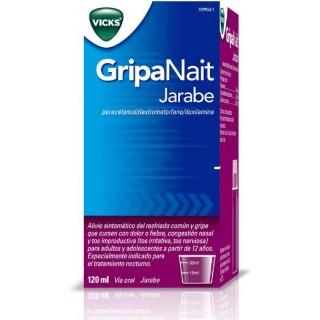 GRIPANAIT JARABE 1 FRASCO 120 ml