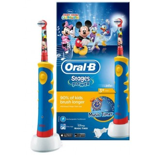 ORAL-B CEPILLO DENTAL ELECTRICO 3+ STAGES POWER