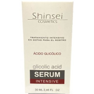 SHINSEI SERUM ACIDO GLICOLICO 30 ML