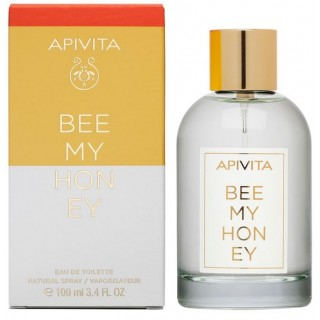 APIVITA EAU DE TOILETTE BEE MY HONEY 100 ML