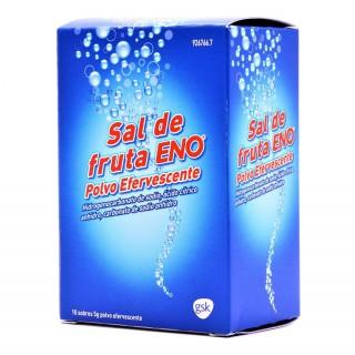SAL DE FRUTA ENO 5 g 10 SOBRES POLVO EFERVESCENTE