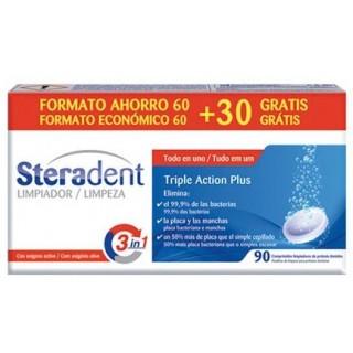 STERADENT 60+30 COMPRIMIDOS