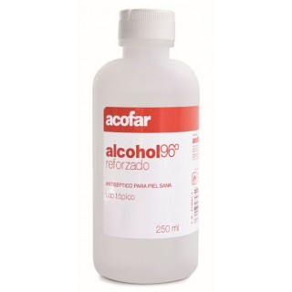 ACOFAR ALCOHOL REFORZADO 250 ML
