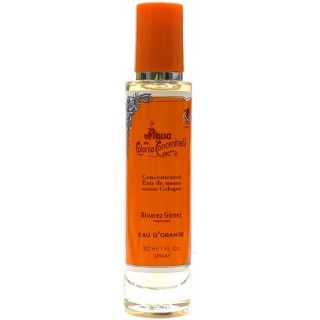 AGUA DE COLONIA CONCENTRADA ALVAREZ GOMEZ EAU D´ORANGE 30 ML