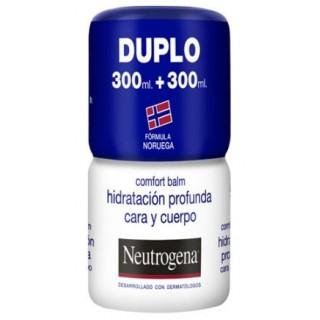 NEUTROGENA CONFORT BALM HIDRATACION PROFUNDA 300 ML 2U
