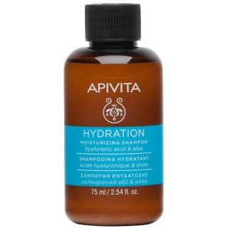 APIVITA MINI CHAMPU HIDRATANTE 75 ML