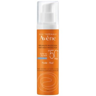AVENE EMULSION SOLAR 50+ OIL FREE 50 ML