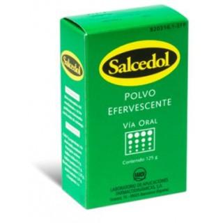 SALCEDOL POLVO ORAL EFERVESCENTE 125 G
