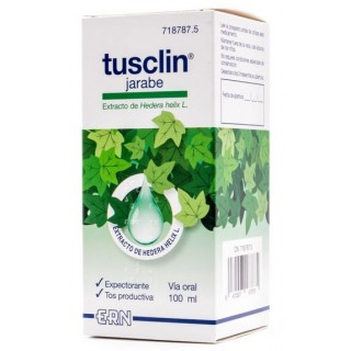 TUSCLIN 7 mg/ml JARABE 1 FRASCO 100 ml