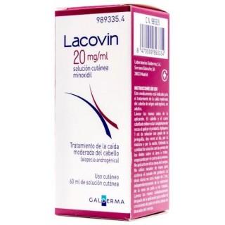 LACOVIN 20 MG/ML SOLUCION CUTANEA 1 FRASCO 60 ML