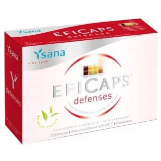 YSANA EFICAPS DEFENSES 30 CAPSULAS