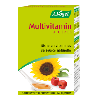 MULTIVITAMIN A.VOGEL 60 CAPSULAS