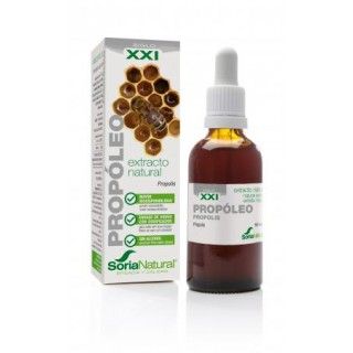 PROPOLEO EXTRACTO S.XXI SORIA NATURAL 50 ML