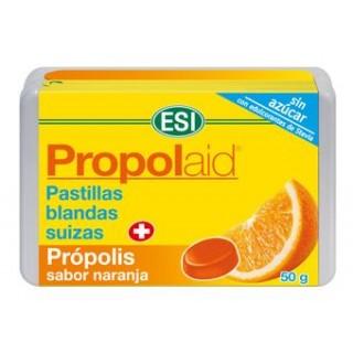 PROPOLAID PASTILLA BLANDA NARANJA 50 G