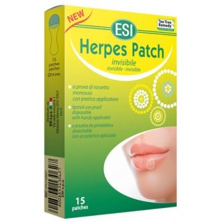 HERPES PATCH 15 PARCHES
