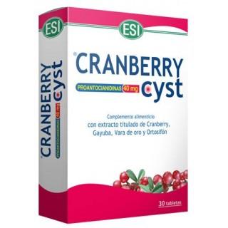 CRANBERRY CYST 30 TABLETAS