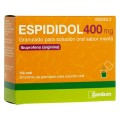 ESPIDIDOL 400 mg 20 SOBRES GRANULADO PARA SOLUCION ORAL (SABOR MENTA)