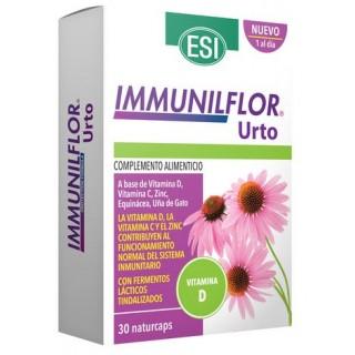 IMMUNILFLOR URTO 30 NATURCAPS