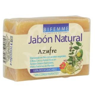 JABON DE AZUFRE BIFEMME 100 G