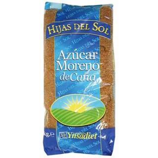 AZUCAR MORENO DE CAÑA HIJAS DEL SOL 500 G