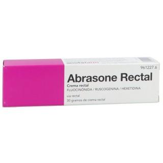 ABRASONE RECTAL CREMA RECTAL 1 TUBO 30 g