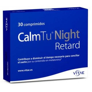 CALM TU NIGHT RETARD 30 COMPRIMIDOS