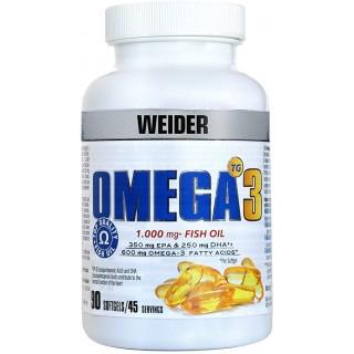 WEIDER OMEGA 3  90 SOFTGELS