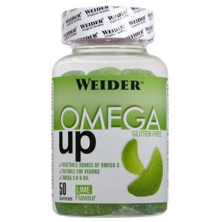 WEIDER OMEGA UP 50 GOMINOLAS