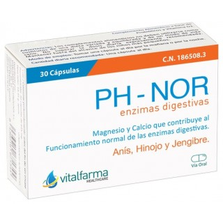PH-NOR 30 CAPSULAS