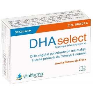 DHA SELECT 30 CAPSULAS