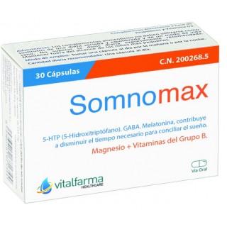 SOMNOMAX 30 CAPSULAS