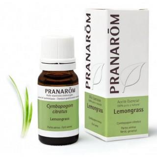 PRANAROM LEMONGRASS ACEITE ESENCIAL 10 ML