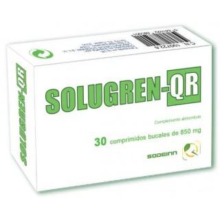 SOLUGREN QR 30 COMPRIMIDOS BUCALES