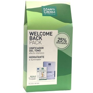 WELCOME BACK PACK WHITENING MASK