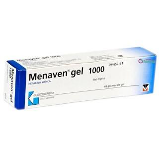 MENAVEN 1000 UI/g GEL CUTANEO 1 TUBO 60 g